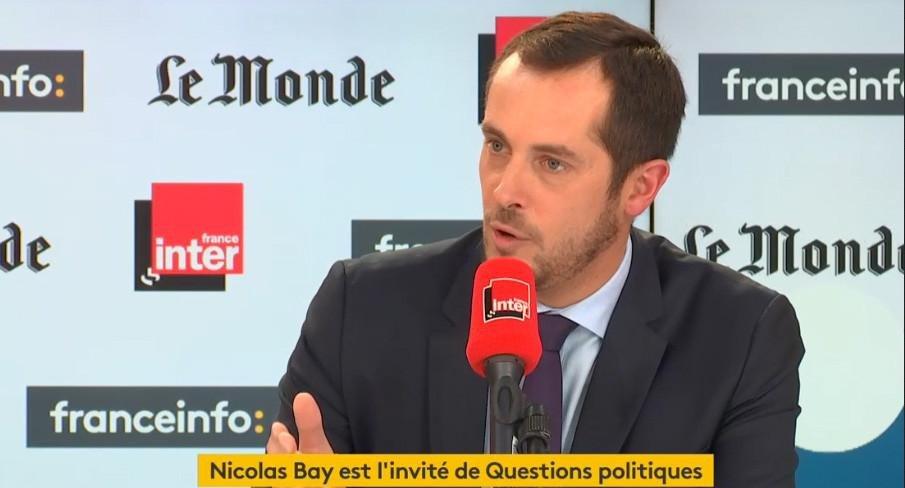 Nicolas Bay (RN) : «Il ne faut pas des quotas d'immigration mais des objectifs annuels d'expulsion. Il faut inverser la tendance !»