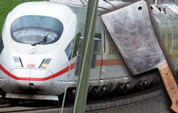 Allemagne : un Syrien de 21 ans, armé d'une feuille de boucher, menace de «tuer tout le monde» si on l'oblige à payer son billet de train