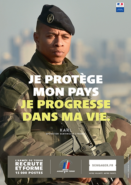 Mantes-la-Jolie : l'armée peine à recruter dans les quartiers