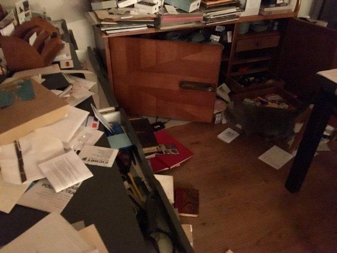 Paris 18ème : Après le cambriolage de sa boutique, le libraire pense s'armer «Nos quartiers sont en train de sombrer»