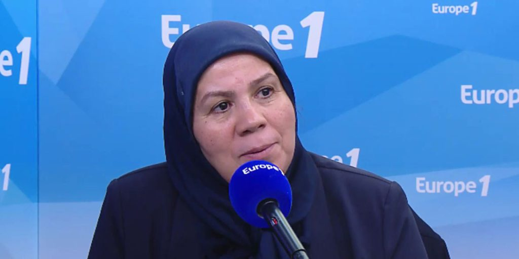 Latifa Ibn Ziaten : « Madame Le Pen, la mixité c'est la richesse de la France. On doit vivre ensemble »