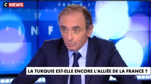 Éric Zemmour : «Les djihadistes qui ont pris les armes contre la France ne sont pas Français, ils ont la nationalité française»