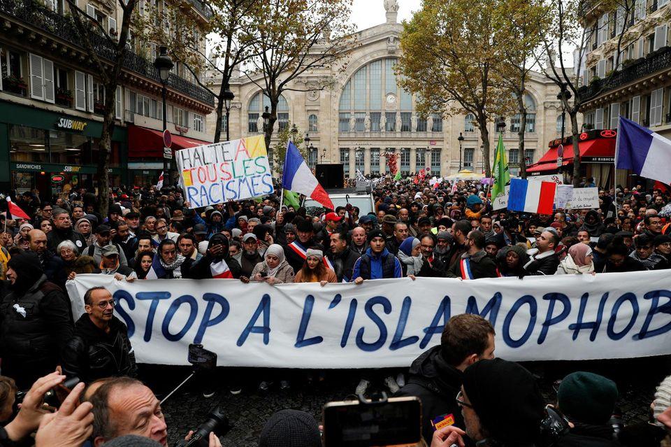 Les organisateurs de la marche contre l'islamophobie annoncent une suite