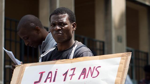 Migrants : l'accueil des «mineurs non accompagnés» en Seine-Maritime
