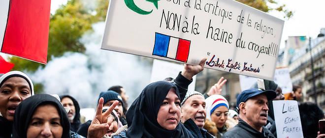 Manifestation contre l'islamophobie : ce qu'en disent des Algériens en Algérie