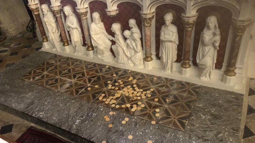 Tonnay-Charente (17): profanation de l'église