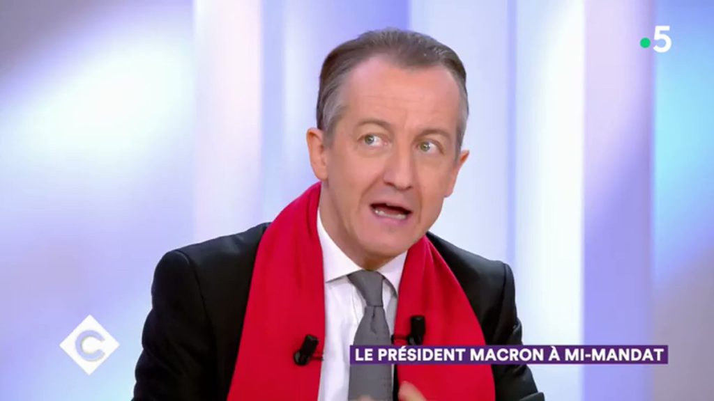 Christophe Barbier : «Il y a une vraie filiation entre Emmanuel Macron et Adolphe Thiers»