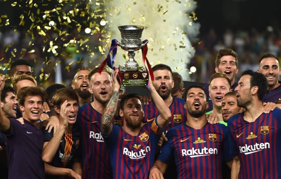 Footbal : La Supercoupe d'Espagne se tiendra bien en Arabie Saoudite pour les trois prochaines saisons