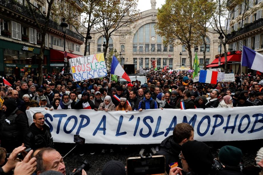 Islamophobie. Céline Pina : «Le jour où des élus de la République ont défilé contre la République»