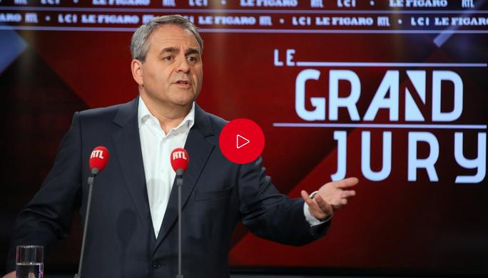 Quotas d'immigration : «Le gouvernement nous prend pour des cons», selon Xavier Bertrand