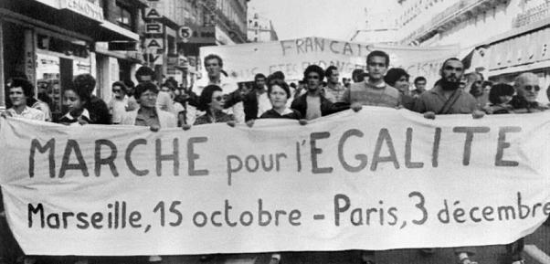 1983 – 2019 : de la Marche des Beurs à la Marche contre l'islamophobie