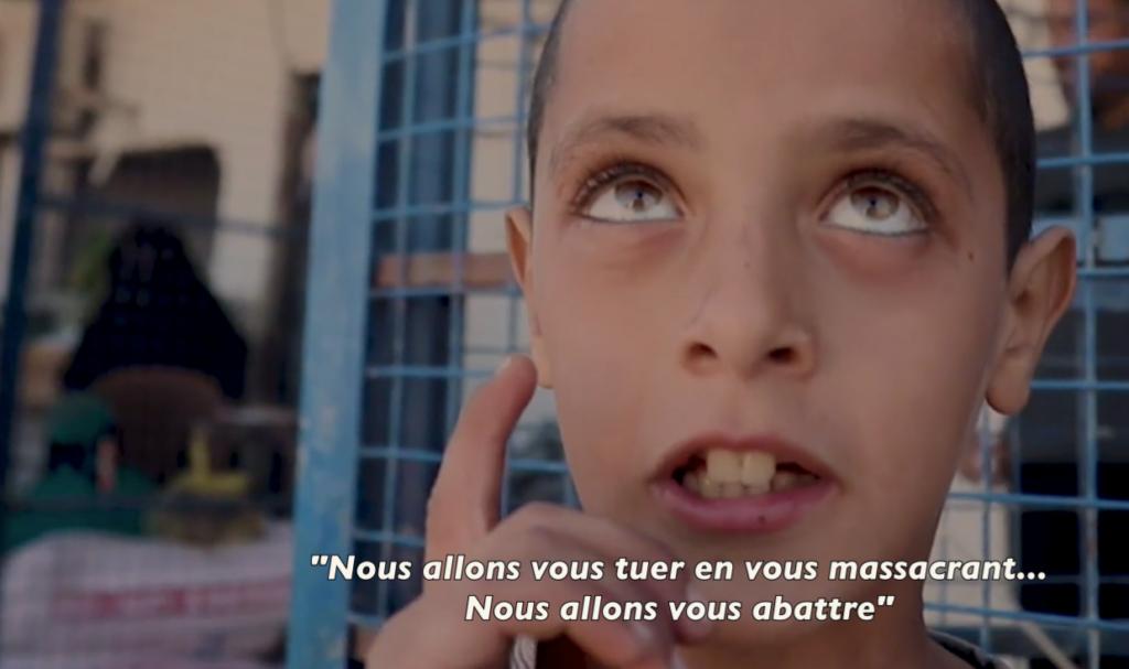 État islamique: des «mini-califats» se forment dans un camp de détention syrien