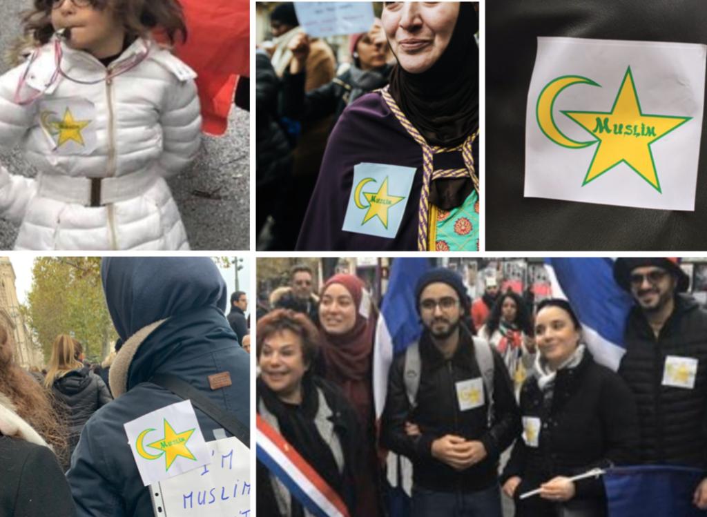 Edwy Plenel: «Non, il n'y avait pas d'étoile jaune» à la manifestation anti-islamophobie