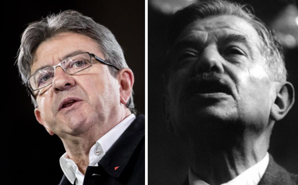 Marche islamo-gauchiste : le député G. Collard compare J-L. Mélenchon à Laval