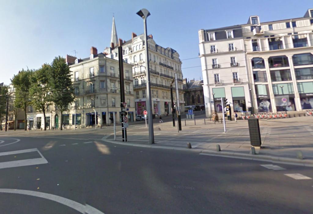 Nantes : un individu à l'identité fluctuante arrêté pour des agressions sexuelles et une tentative d'enlèvement, au moins 3 victimes