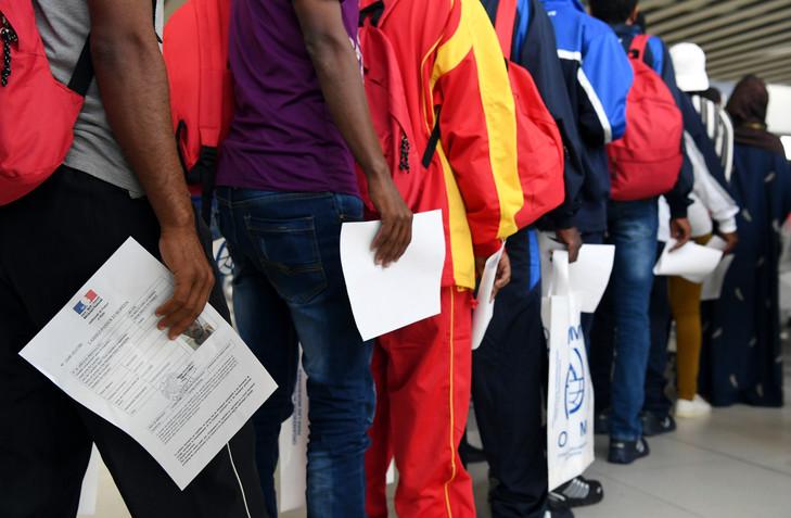 Asile : le seuil historique des 140.000 demandeurs se profile en 2019