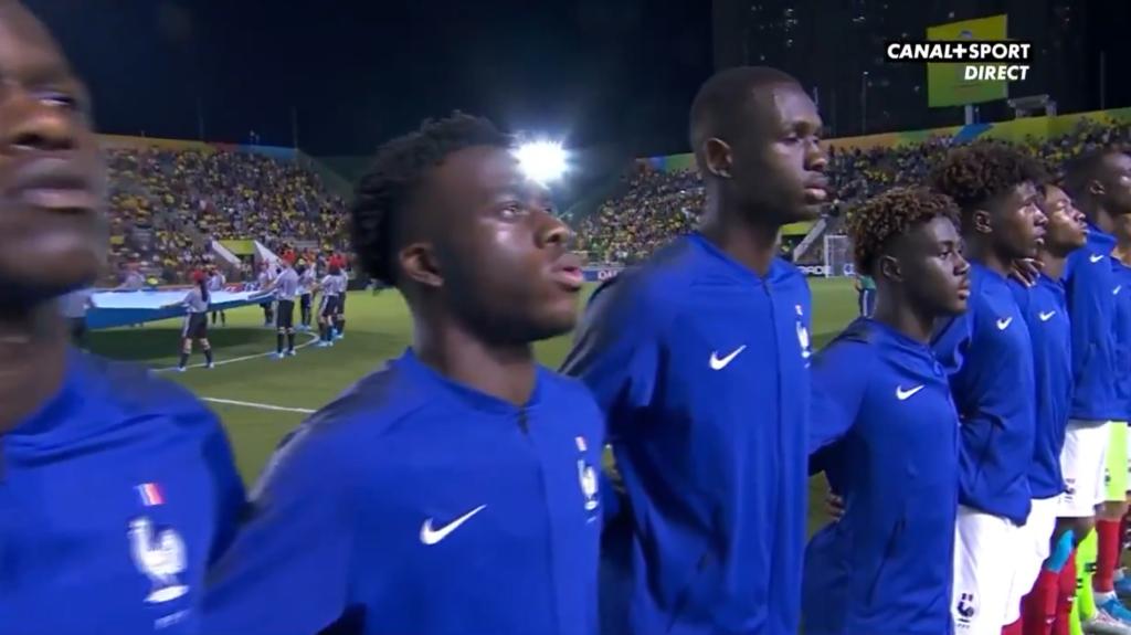 Football : la France éliminée par le Brésil à la dernière minute en coupe du monde des moins de 17 ans