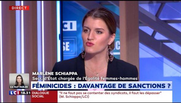 Marlène Schiappa : «Qui peut décemment nous dire qu'un violeur étranger peut rester sur le territoire sans problème ?»