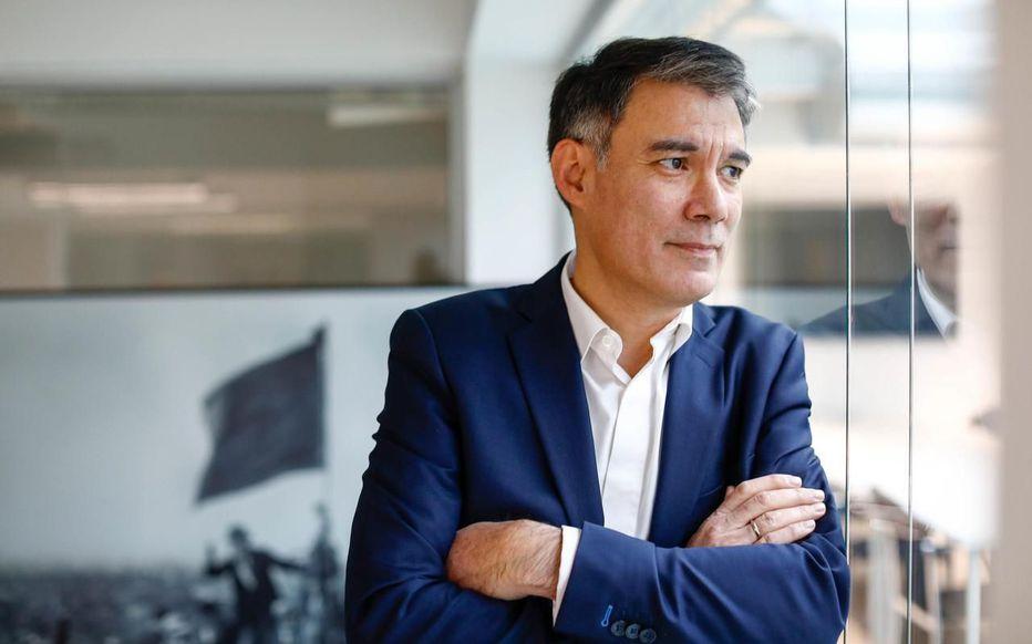 Olivier Faure, le premier secrétaire du PS, a voulu clarifier la position du parti sur la laïcité.