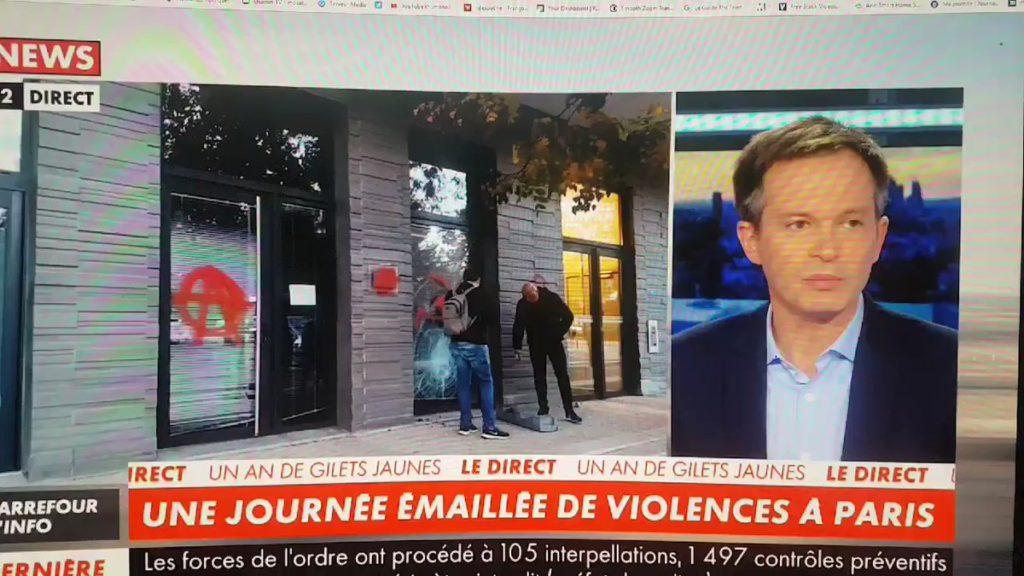 Pierre-Yves Bournazel : «Des gens d'extrême-droite qui se font passer pour des gens d'extrême-gauche»