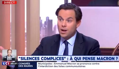 Louis de Raguenel (VA) : «Jean-Luc Mélenchon joue à un jeu extrêmement dangereux (…) il est systématiquement contre la défense de nos valeurs et de notre Histoire»