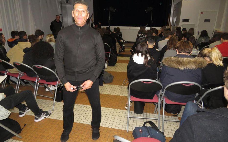 L'antisémitisme expliqué à 2.500 lycéens des Yvelines