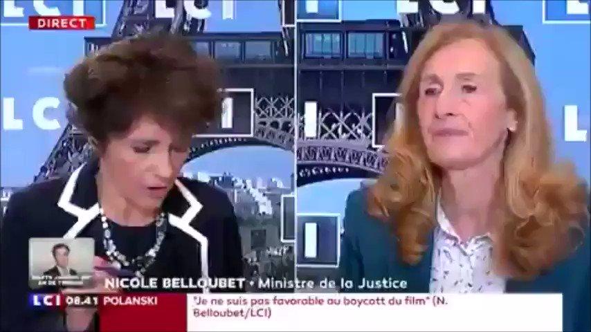 Djihadistes renvoyés  en France, Nicole Belloubet (ministre de la justice) ne sait ni où il sont, ni quand ils arriveront, ni qui ils sont