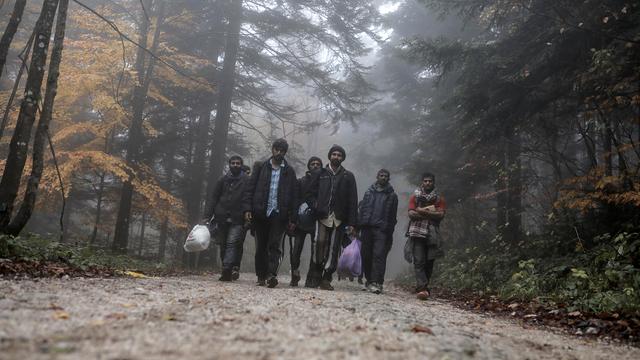 Croatie : la police ouvre le feu et blesse grièvement un migrant