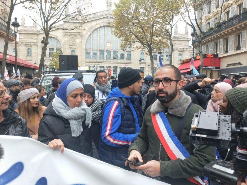 Passe d'armes entre Marianne et Check News (Libé) à propos de Madjid Messaoudene