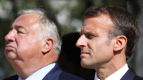 Gilets jaunes : en décembre 2018, Macron était prêt à appeler Larcher pour faire «un gouvernement d'union nationale»s'il y avait eu un mort chez les manifestants