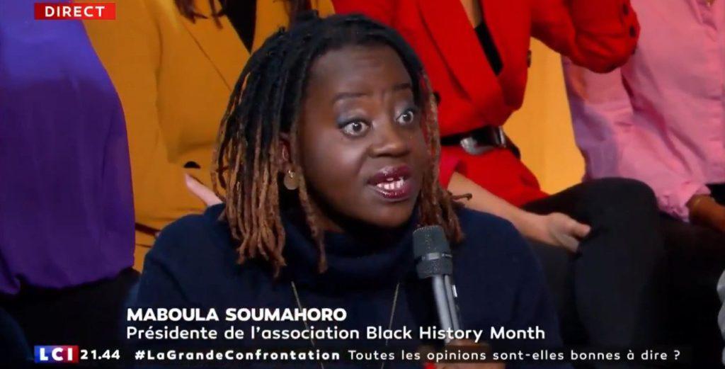Maboula Soumahoro à Finkielkraut: «Votre monde se termine ! Vous pourrez paniquer tant que vous voudrez, c'est terminé !»