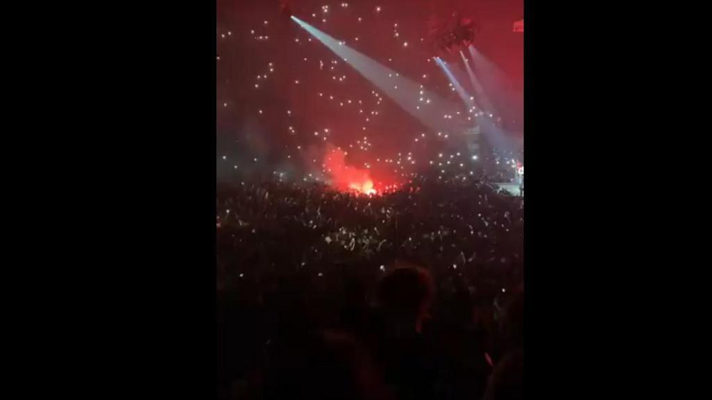 Le concert parisien du rappeur Jul perturbé par des ultras du PSG