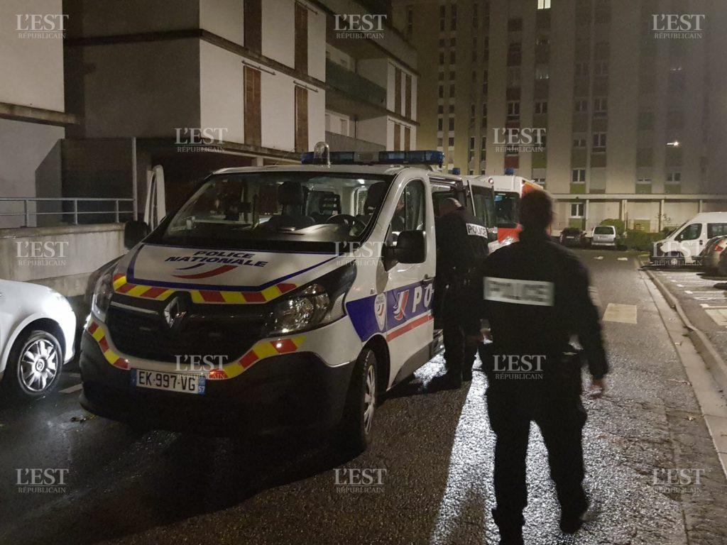 Villers-lès-Nancy (54). Braqués et séquestrés dans leur appartement