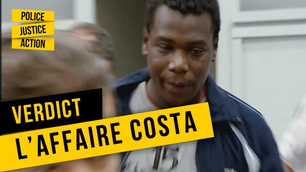 Verdict : l'affaire Costa (documentaire)