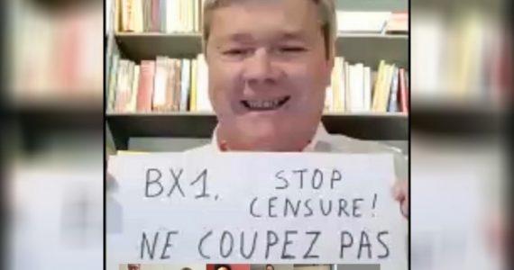 Vlaams Belang - Censure Séance plénière Parlement bruxellois