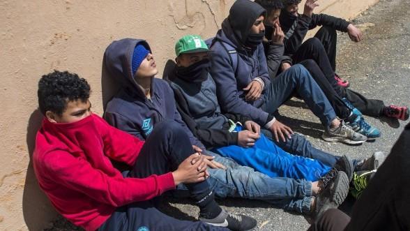 Espagne: 7.000 mineurs Marocains dans les rues du voisin du Nord
