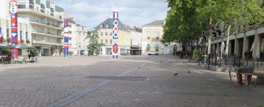 Nuit de heurts en centre-ville de Châteauroux ce dimanche 6 septembre
