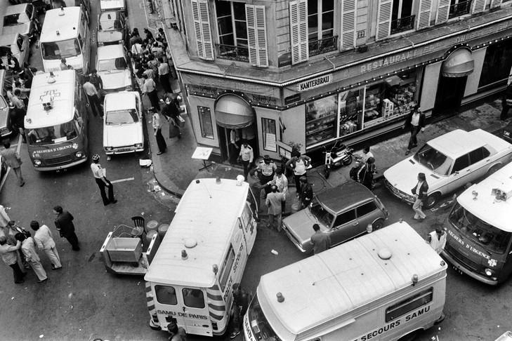 Attentat rue des Rosiers: des archives évoquent un accord entre les services français et un groupe terroriste