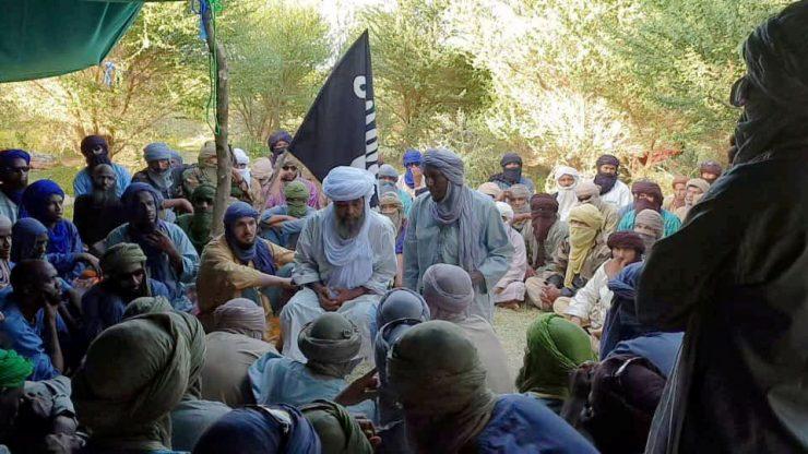 Abonnés Un groupe jihadiste a-t-il organisé un festin en l'honneur des prisonniers échangés contre les otages au Mali ?