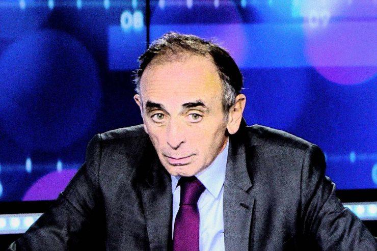 CNews : pour Zemmour, la peine de morve !