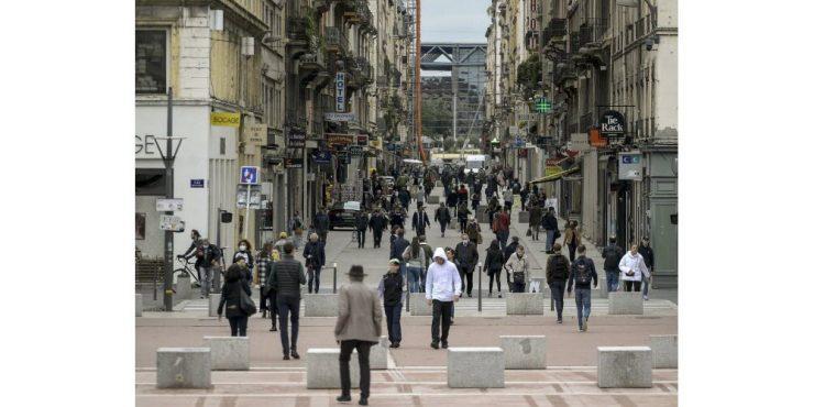 Rhône Un homme armé d'un couteau arrêté dans le centre de Lyon