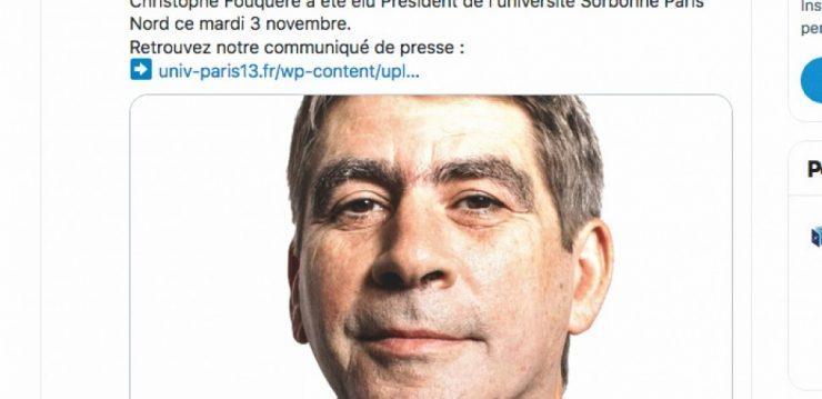 Un proche de la mouvance islamo-gauchiste à la tête de la Sorbonne Paris-Nord