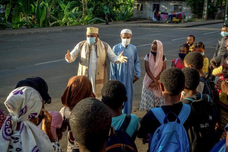 A Mayotte, l'islam mobilisé dans la lutte contre les violences