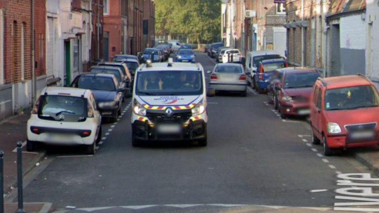 Roubaix: une enquête ouverte suite au doigt d'honneur d'un policier sur Google maps