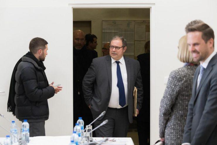 Un ex-conseiller élyséen recasé à LREM après sa condamnation pour violences envers son ex-compagne