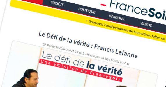 Bachelot demande le réexamen du statut du site FranceSoir, accusé de complotisme