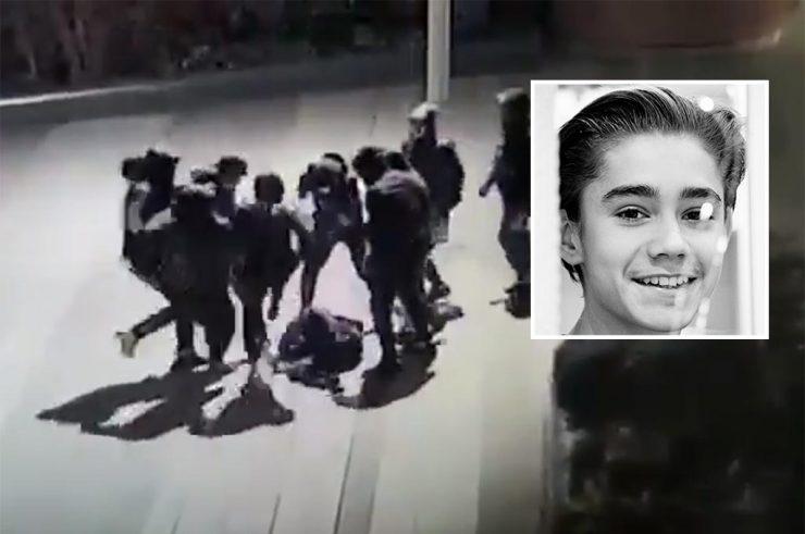 Yuriy, 15 ans, lynché par dix racailles : tous coupables, tous pourris !
