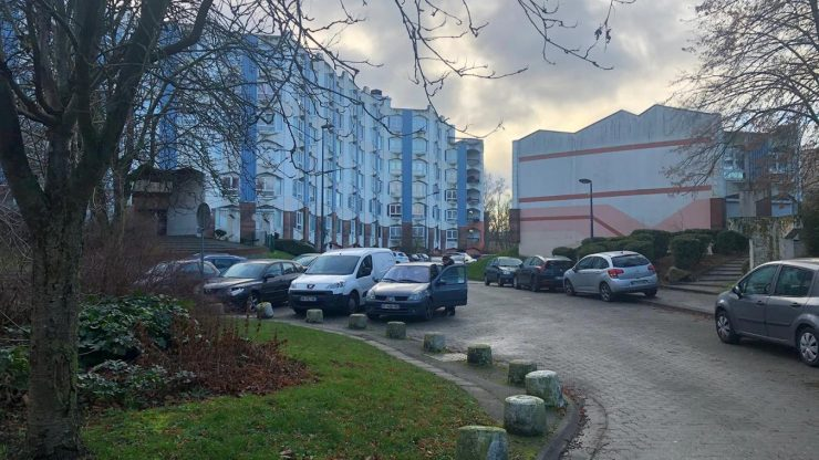 Villeneuve-d'Ascq: un policier passé à tabac lors d'un contrôle dans un immeuble