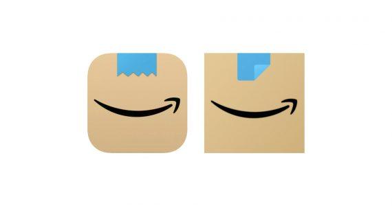 Amazon a changé son nouveau logo pour éviter les mèmes avec la moustache d'Hitler