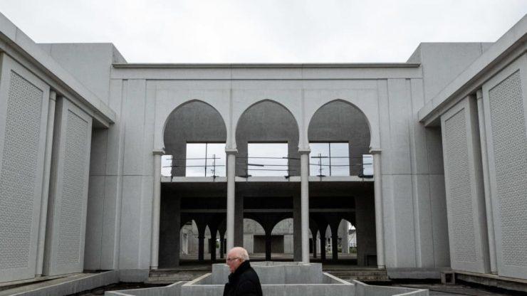 La mosquée de Tours attend son toit, son dôme et des dons